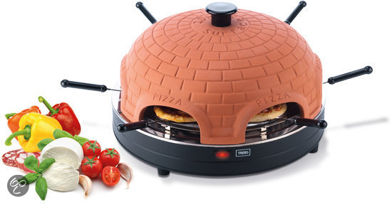 Trebs Pizza Oven PizzaGusto - 6 personen
