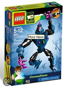 Bol com lego chromosteen 8411 lego speelgoed