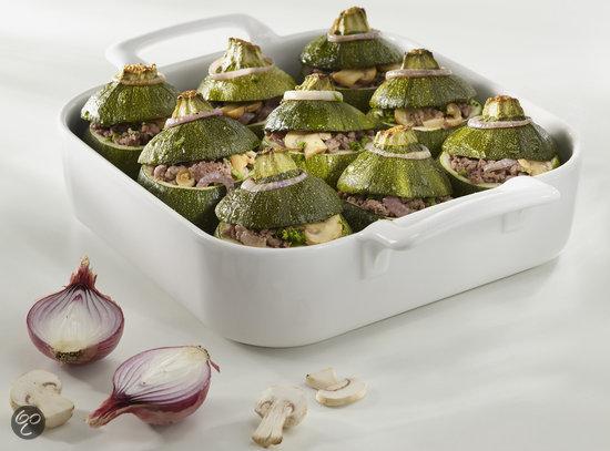 Revol belle cuisine vierkante ovenschotel diep for Revol belle cuisine