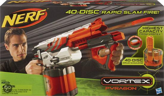 Nerf Vortex Pyragon - Blaster