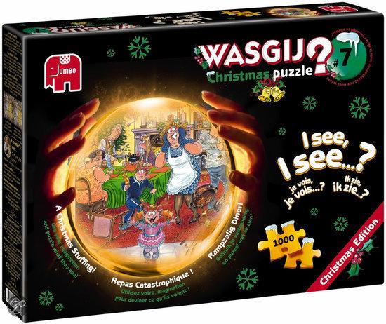 Wasgij 7 Kerst - Rampzalig Diner!