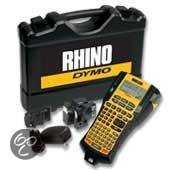 Dymo labelprinter - RHINO 5200 Hard Case Kit