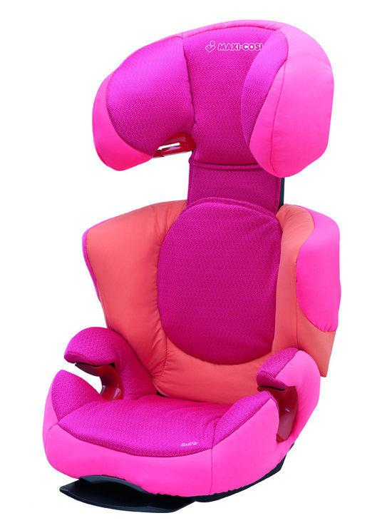 Maxi Cosi Rodi Air Protect - Autostoel - Spicy Pink 2013