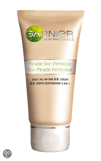 Garnier Skin Naturals Miracle Skin Perfector BB cream Medium - 50 ml - Dagcrème