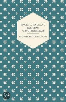 1948 essay magic other religion science