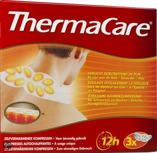 ThermaCare Nek/schouders/pols - Warmtekompressen