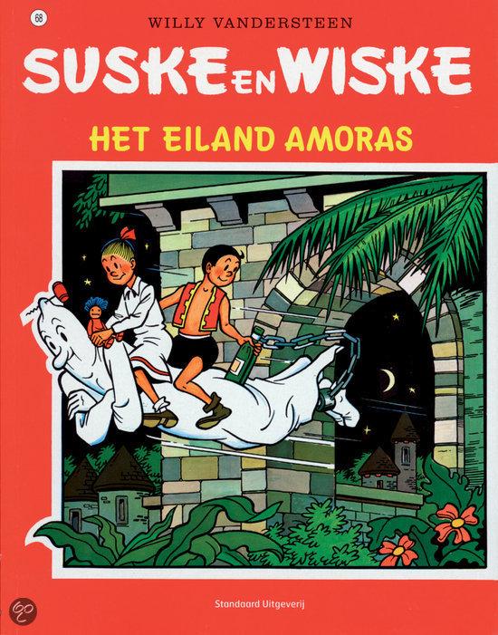 Suske en Wiske / 068 Het eiland Amoras