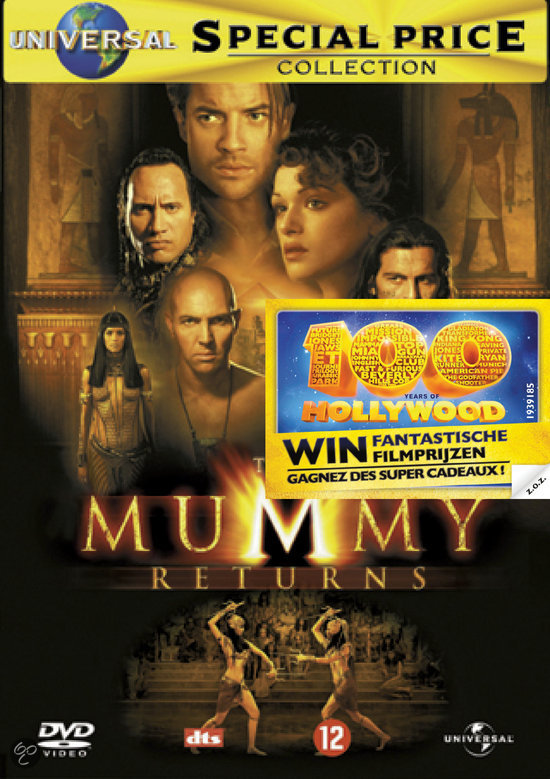 Mummy Returns, The (Dvd)