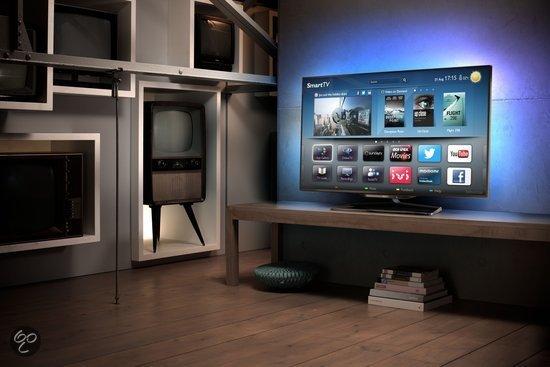 philips 55pfl8008 3d led tv 55 inch full hd smart tv elektronica. Black Bedroom Furniture Sets. Home Design Ideas