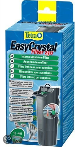 tetra aquarium tec easycrystal filter 40ltr. Black Bedroom Furniture Sets. Home Design Ideas