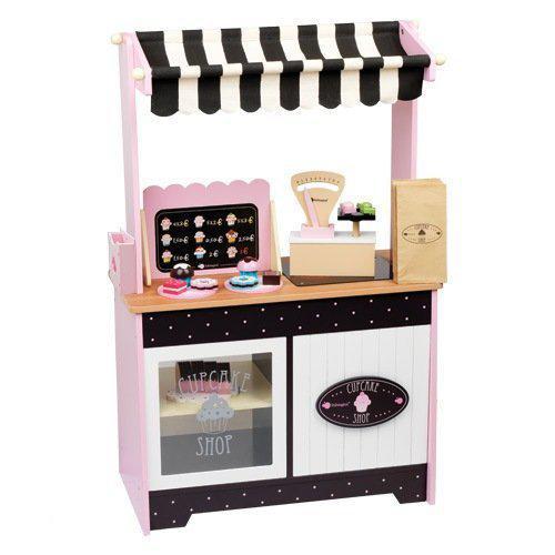 bol.com : Imaginarium Cupcake Shop - Houten cupcake winkeltje ...