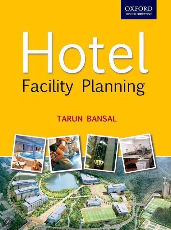 Hotel Facility Planning Tarun Bansal 9780198064633 Boeken