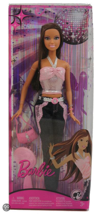 Barbie Fashion Fever Teresa Mattel
