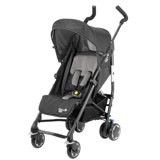 Safety 1st - Compac City - Buggy - Black