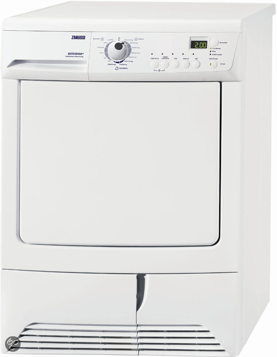 Zanussi Wasdroger ZTE283