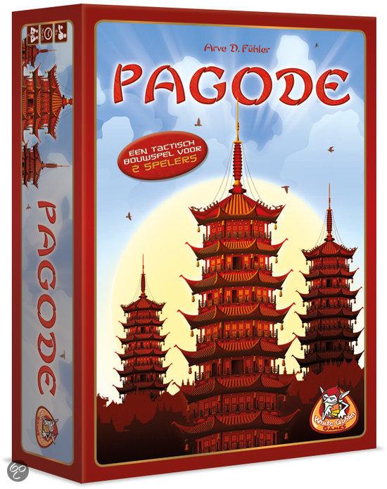 Pagode - Gezelschapsspel in Wommelgem