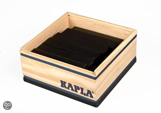 Kapla Box 40 Black