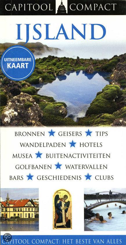 Capitool Compact IJsland + uitneembare kaart