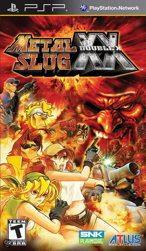 Metal Slugg Xx