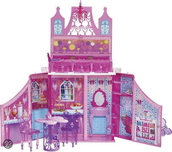 barbie prinsessen huis mattel speelgoed. Black Bedroom Furniture Sets. Home Design Ideas