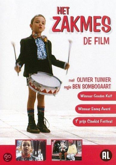 Cover van de film 'Het Zakmes'
