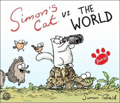 Simons Cat vs The World