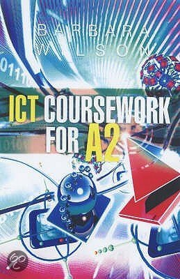 ict coursework for as