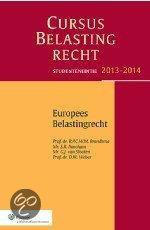 Europees belastingrecht  / 2013-2014