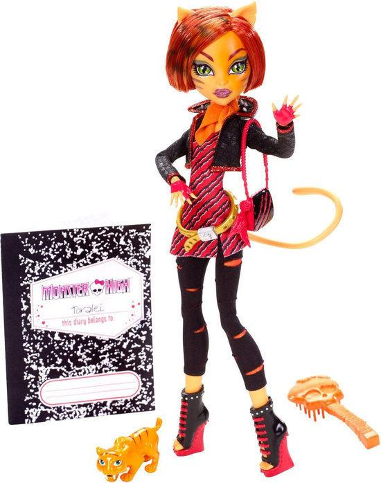Monster High Toralei Stripe