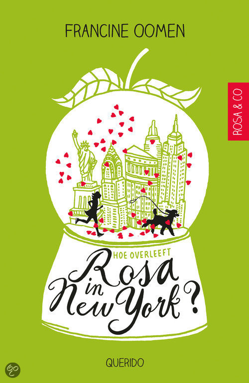 Hoe overleeft Rosa in New York?