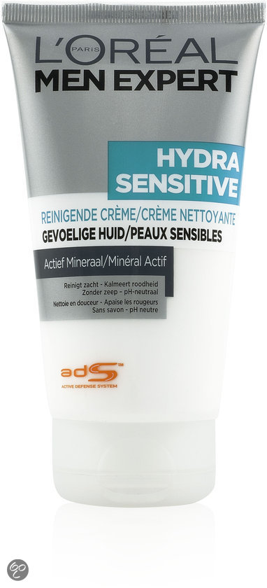 L'Oréal Paris Men Expert Hydra Sensitive - Reinigingsgel