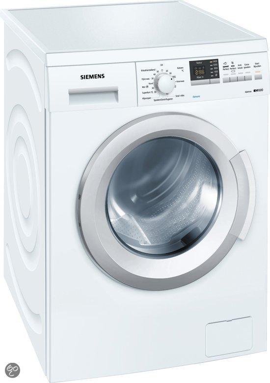 siemens iq500 wm14q363nl wasmachine elektronica. Black Bedroom Furniture Sets. Home Design Ideas