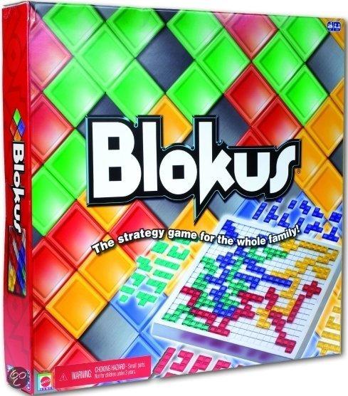 Mattel Blokus Classic - Bordspel