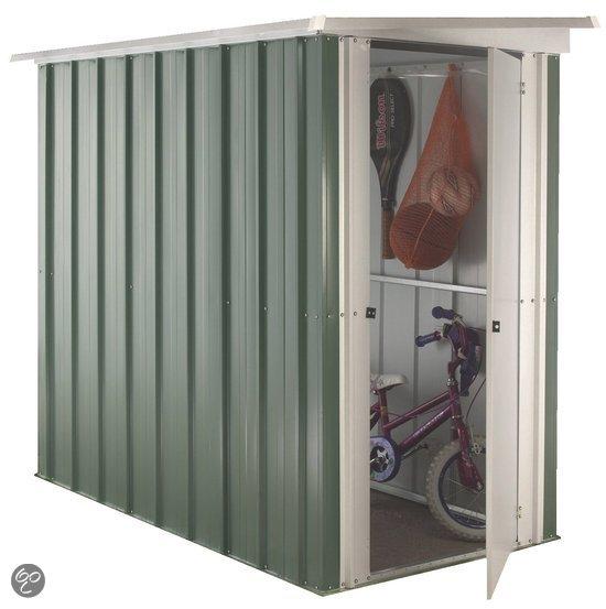 metalen berging yardmaster 84 gpe tuin. Black Bedroom Furniture Sets. Home Design Ideas