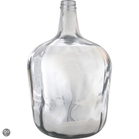 HKliving Kruik 10 liter - Zilver