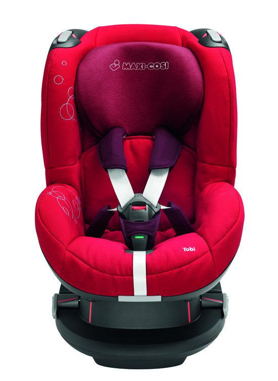 maxi cosi tobi autostoel intense red. Black Bedroom Furniture Sets. Home Design Ideas
