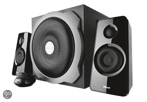 TrustTytan - 2.1 Speaker Set - Zwart