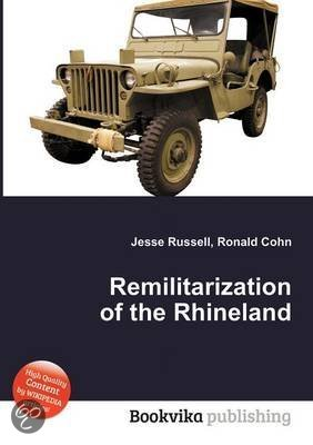 remilitarization of the rhineland In the past, the rhinelands meant an area on both banks of the rhine in central europe but now, the rhineland (or rheinland in german) has become a general word for.