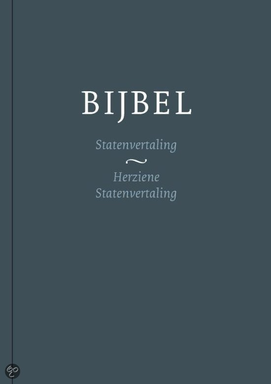 Bijbel  / Statenvertaling