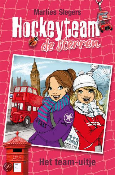 Hockeyteam de Sterren. Het team-uitje