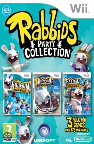 Raving Rabbids - Party Collection