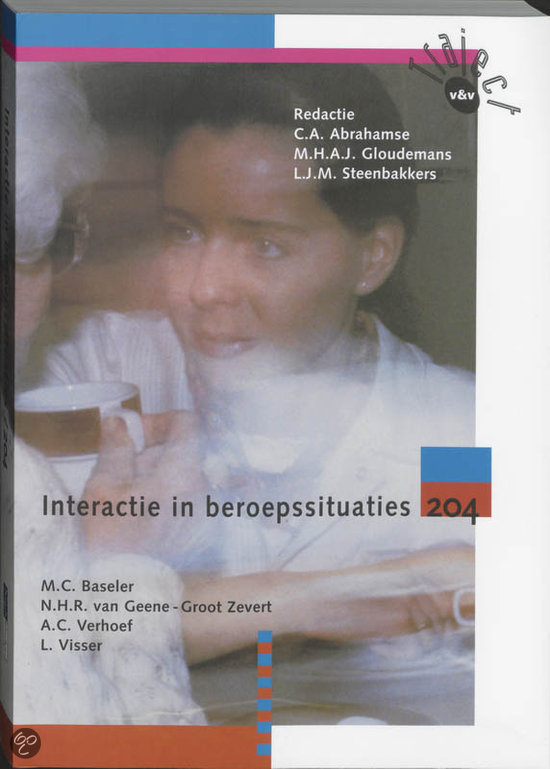 Interactie in beroepssituaties / 204