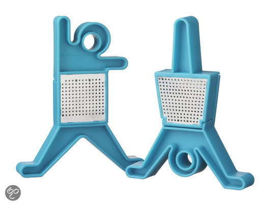 QDO Breakdancer - Theehouder Set van 2 - Turquoise