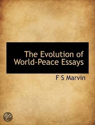 World Peace Essay