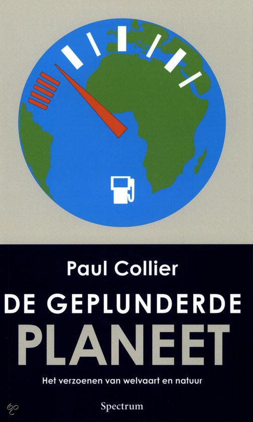 De geplunderde planeet