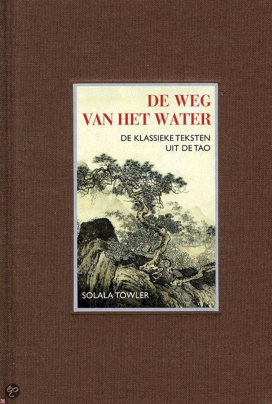 De weg van het water