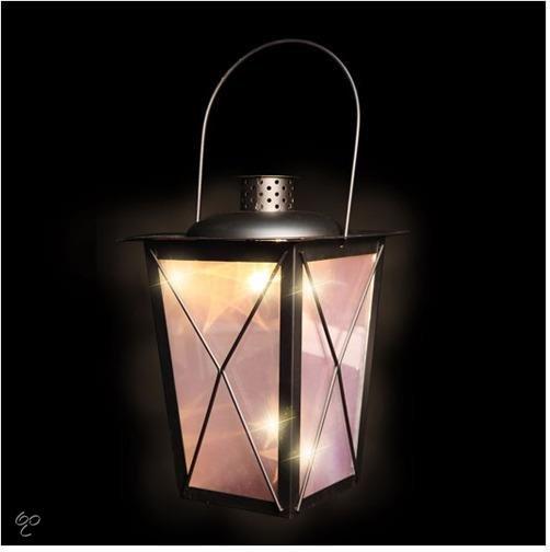 luca lighting verlichte decoratie lantaarn tuin. Black Bedroom Furniture Sets. Home Design Ideas