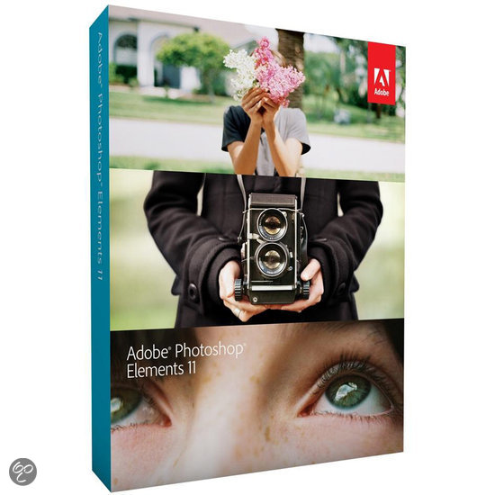 Adobe Photoshop Elements 11 - Nederlands / Win