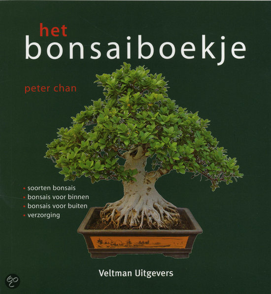 Het Bonsaiboekje