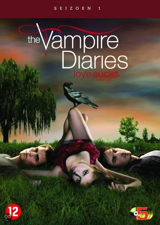 Vampire Diaries - Seizoen 1